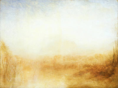 Painting - Landscape by William Turner