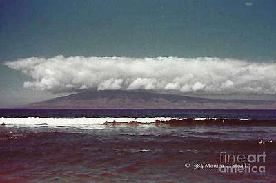 Photograph - Landscapes - Hawaii L1 by Monica C Stovall