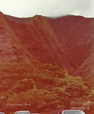 Photograph - Landscapes - Hawaii - Maui L25 by Monica C Stovall
