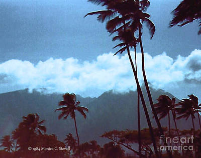 Photograph - Landscapes - Hawaii - Oahu L11 by Monica C Stovall