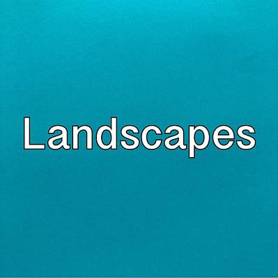 Painting - Landscapes Logo by Darice Machel McGuire