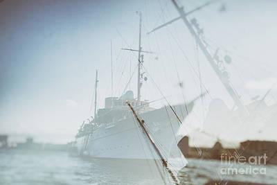 Photograph - Ship by Svetlana Batalina