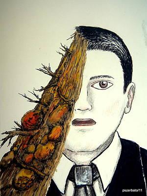 Emotionism Digital Art - Landslides Of Old Prejudices by Paulo Zerbato