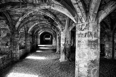 St Mary Magdalene Photograph - Lanercost Priory by Hesk Photography