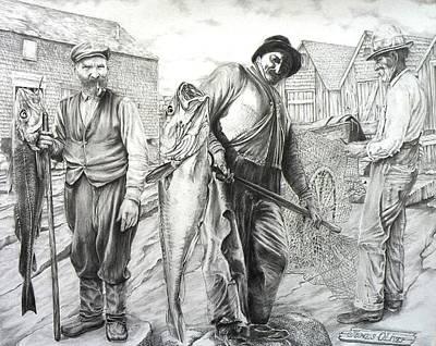 Lanes Cove Fishermen Original