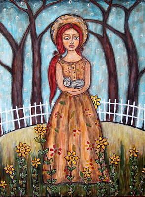 Laney Print by Rain Ririn