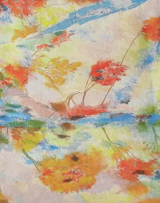 Montreal Expos Painting - Langdonart Automneauvent by Artiste LangdonArt
