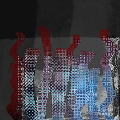 Languettes 02 - J122129076-f22b Art Print