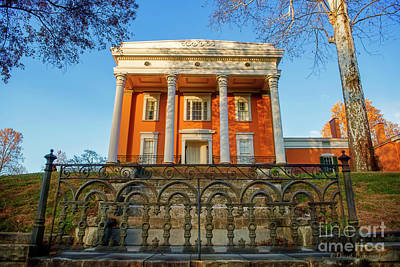 Photograph - Lanier Mansion by David Arment