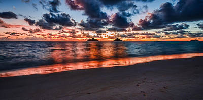 Lanikai Beach Art Print by RC Pics