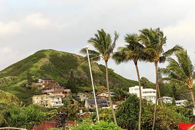 Photograph - Lanikai Beach View by Carolyn Ricks