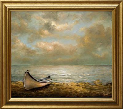 lanscape on Delta Dunarii Original by Vali Irina Ciobanu