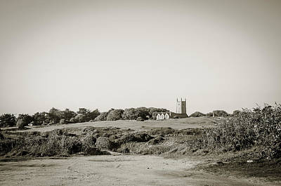 Photograph - Lanscape With The Church by Edyta K Photography