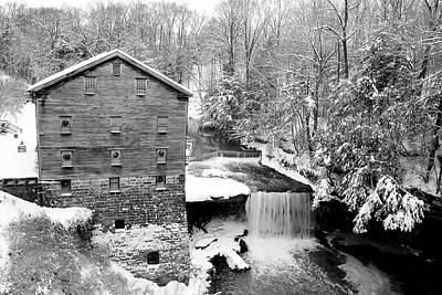 Photograph - Lantermans Mill Mill Creek Metropark by Michelle Joseph-Long