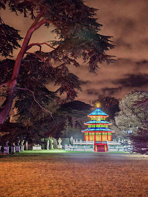 Photograph - Lantern Festival by Giles PichelJuan
