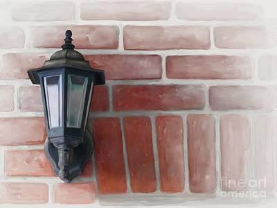 Painting - Lantern by Ivana Westin