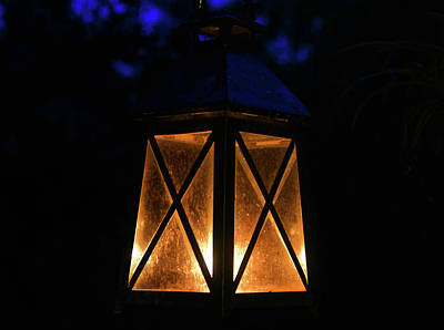 Photograph - Lantern Of Light by David Lee Thompson