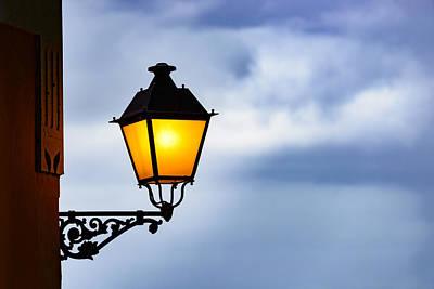 Photograph - Lantern by Oscar Gutierrez