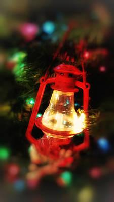 Photograph - Lantern by Pamela Walton