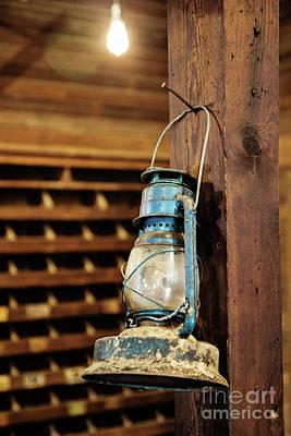 Photograph - Lantern by Scott Pellegrin