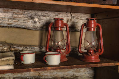 Photograph - Lanterns And Cups_dsc2648 by Greg Kluempers
