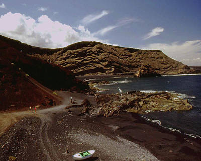 Photograph - Lanzarote Canary Islands by Gary Wonning