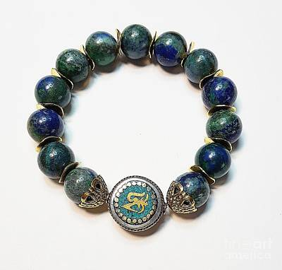 Jewelry - Lapis Chrysoccola by Diana Bursztein