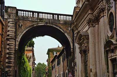 Photograph - L'arco Farnese by JAMART Photography