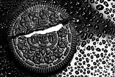 Large Oreo Black And White  Original