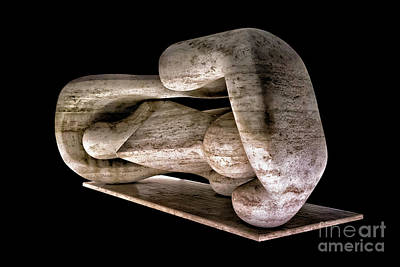 Photograph - Large Sculpture In Las Vegas by Walt Foegelle