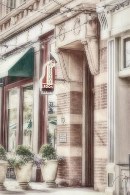 Photograph - Larimer Street Historic Denver by Ann Powell