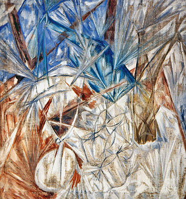 Photograph - Larionov: Glass, 1912 by Granger