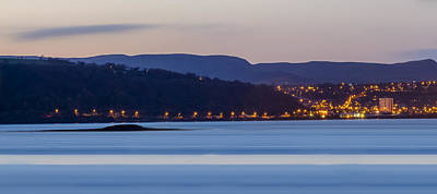 Larne From Magheramorne Art Print