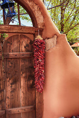 Photograph - Las Cruces Chili Rista by Chris Smith