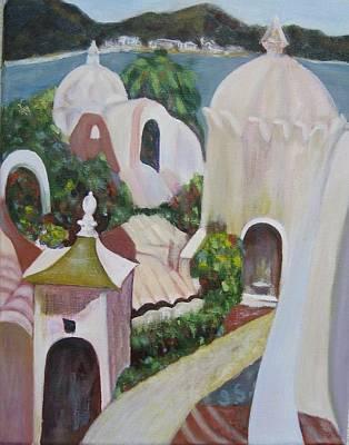 Hada Painting - Las Hadas Noon by Irina Stroup