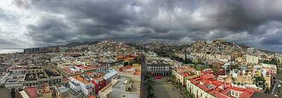 Photograph - Las Palmas Panorama by Patricia Hofmeester
