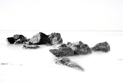 Las Rocas Art Print