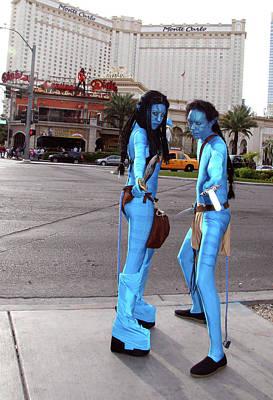 Photograph - Las Vegas by Afrodita Ellerman
