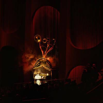 Photograph - Las Vegas Cirque Du Soleil Zarkana by Marianne Campolongo