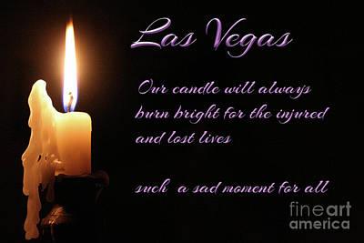 Digital Art - Las Vegas by Jim Hatch