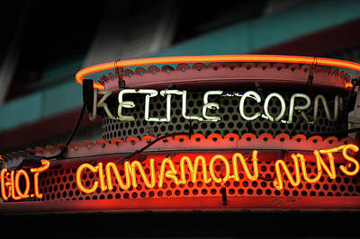 Photograph - Las Vegas - Kettle Corn by Russell Mancuso