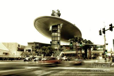 Photograph - Las Vegas Strip by Toula Mavridou-Messer