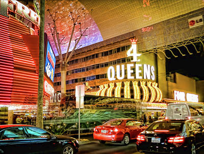 Photograph - Las Vegas by Tatiana Travelways