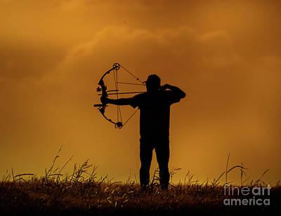 Photograph - Last Arrow by Robert Frederick