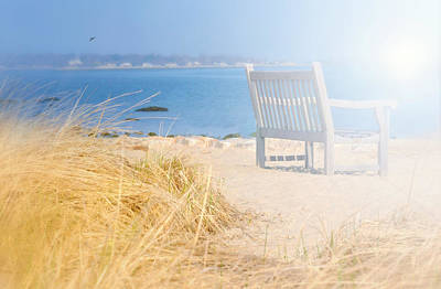 Connecticut Landscape Photograph - Last Breadth Of Summer by Diana Angstadt