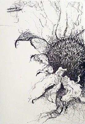 Last Breath Art Print by Amy Williams