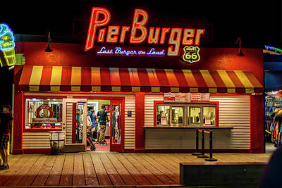Photograph - Last Burger On Land by Gene Parks