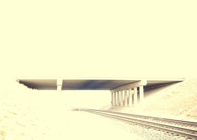 Photograph - Last Chance Overpass by Dutch Bieber