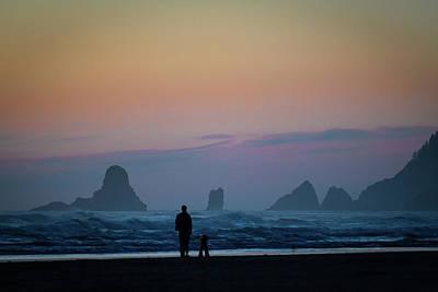 Photograph - Last Colors by Matthew Chapman