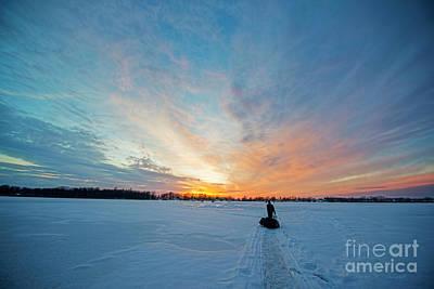 Photograph - Last Fisherman by David Arment